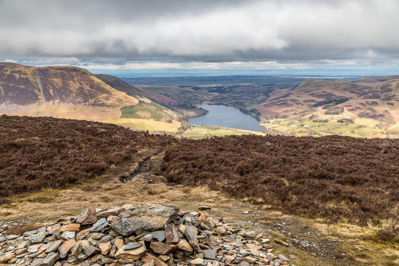 Mellbreak north top