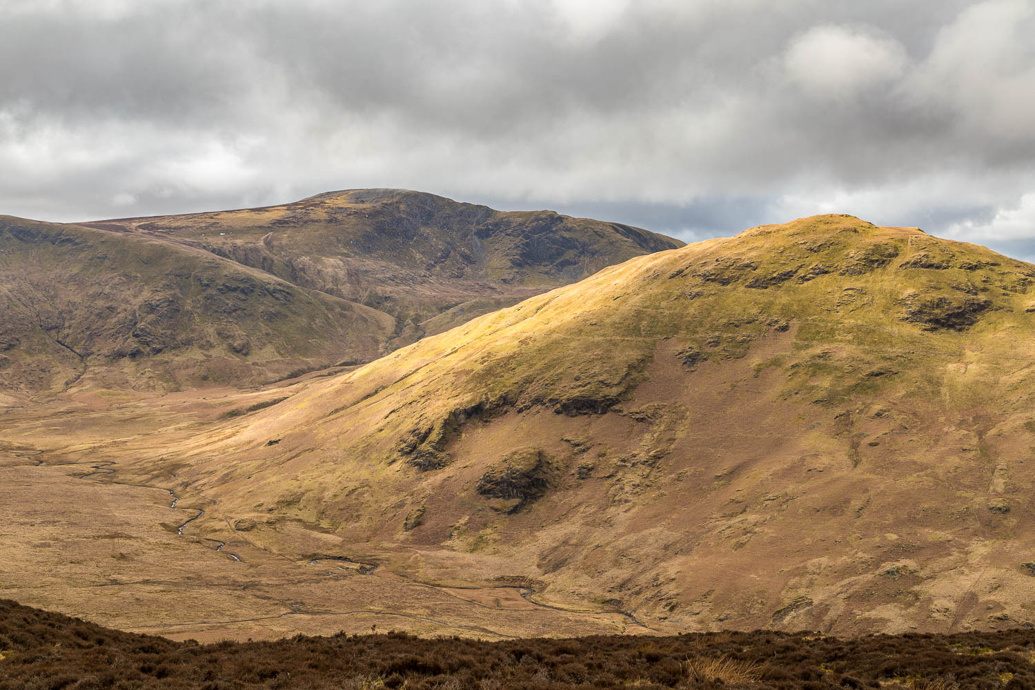 Hen Comb and Mosedale