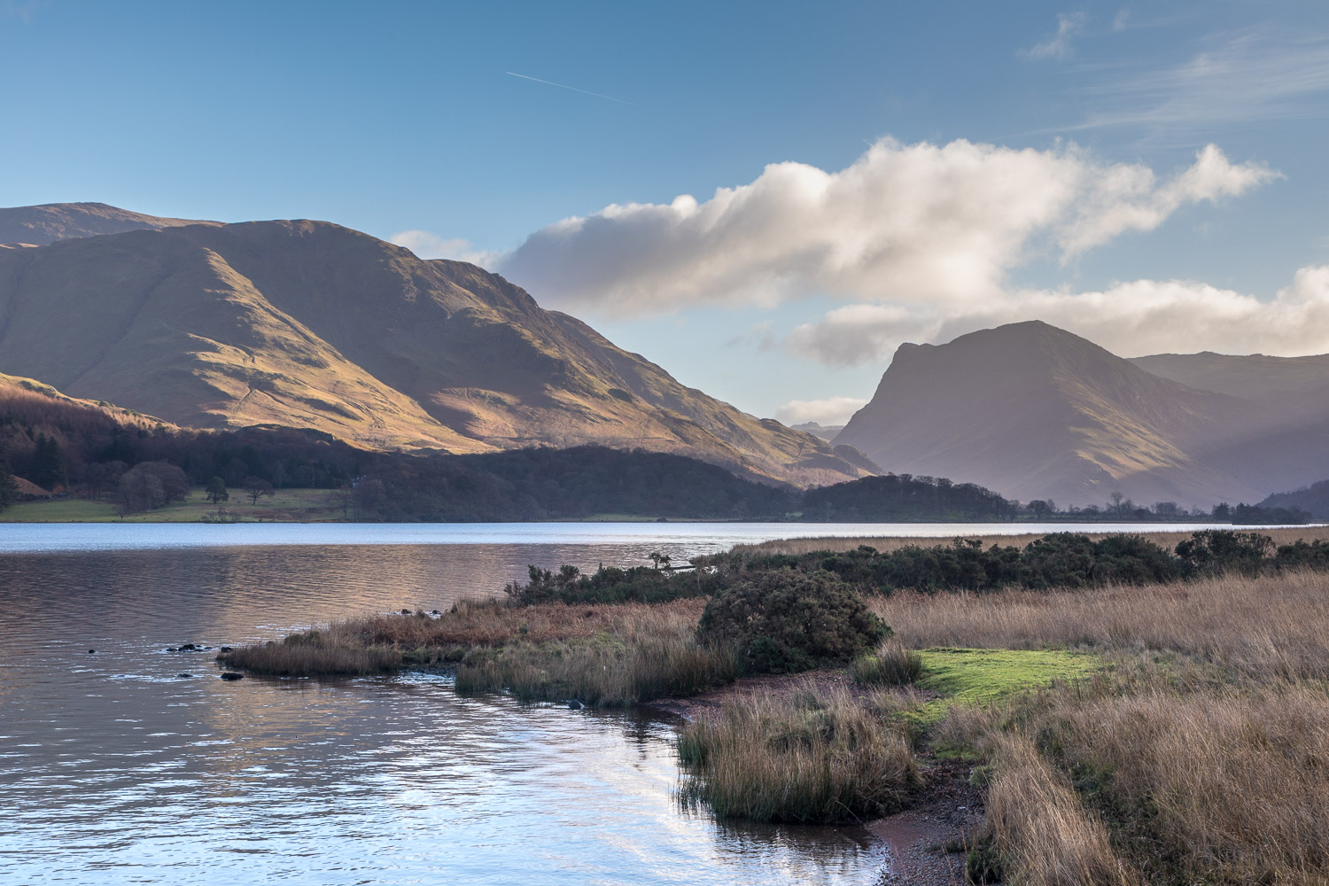 Mellbreak walk, Crummock Water