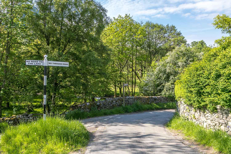 Signpost, Kirkstile