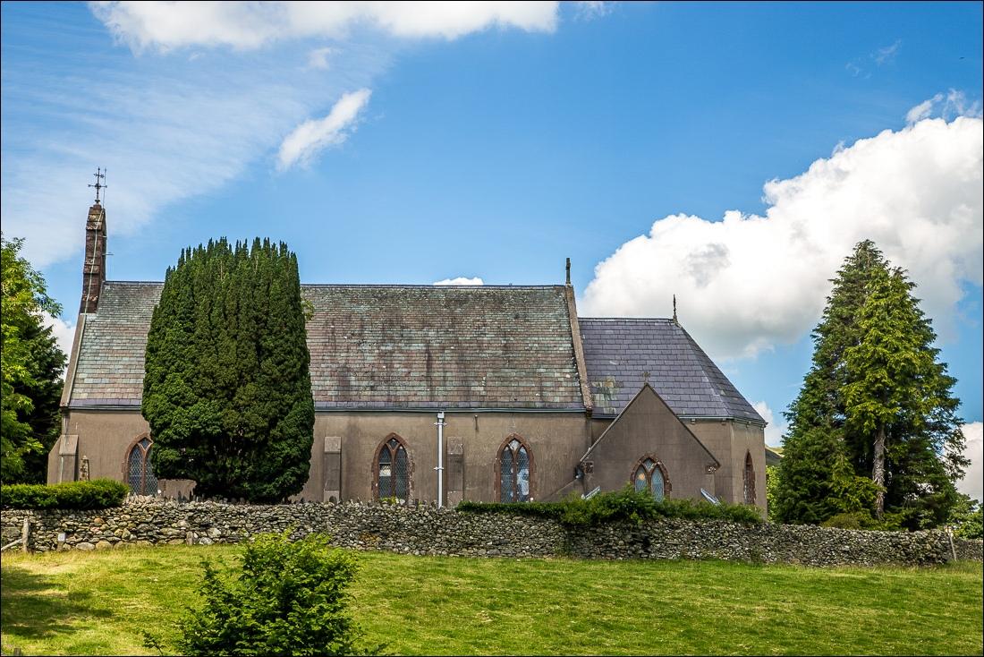 St Bartholomew's Church Loweswater