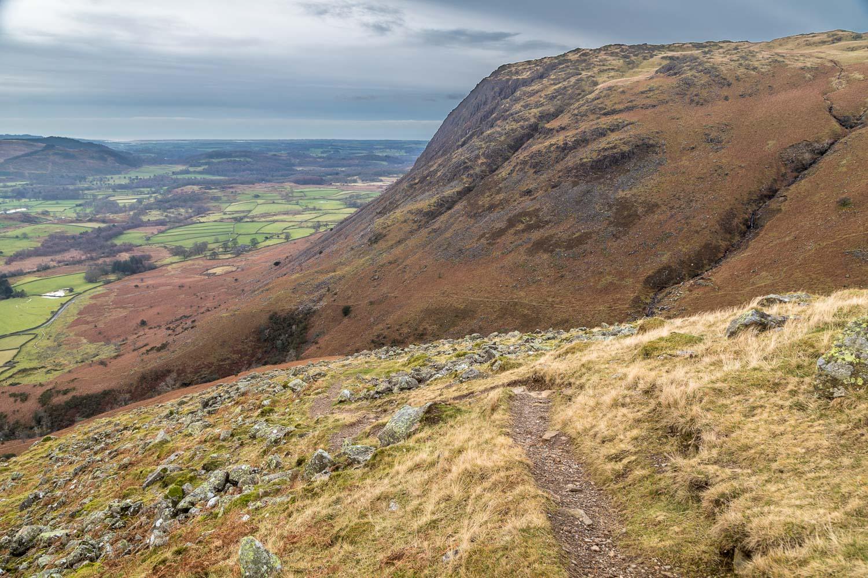 Middle Fell walk, Buckbarrow