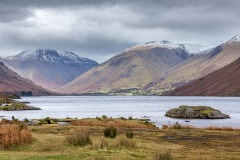 Wasdale Head view, Wast Water view