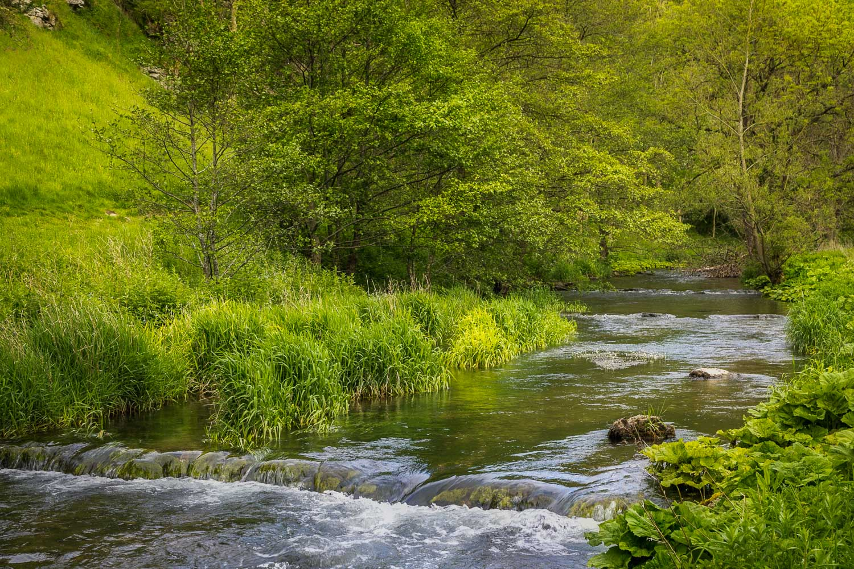 Milldale, River Dove walk