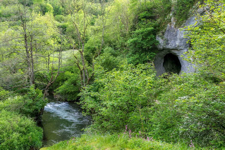 Dove Holes, Milldale