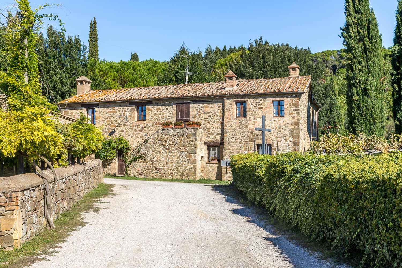 Villa a Tolli