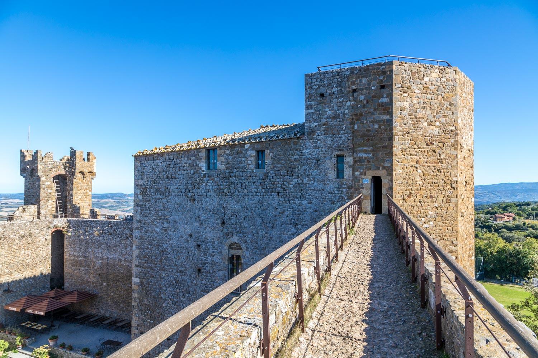 Montalcino, Montalcino Fortress