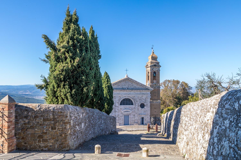 Montalcino, Madonna del Soccorso