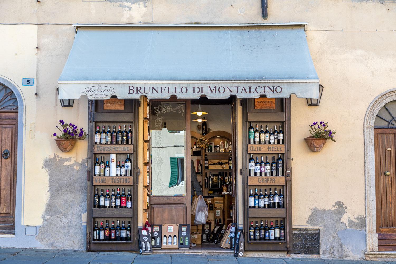Montalcino, Brunello di Montalcino