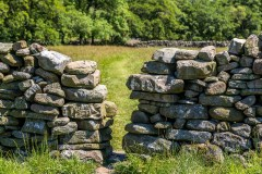 Squeeze stile Yorkshire Dales