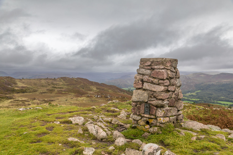 Muncaster Fell summit