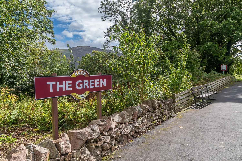 The Green, Eskdale Green