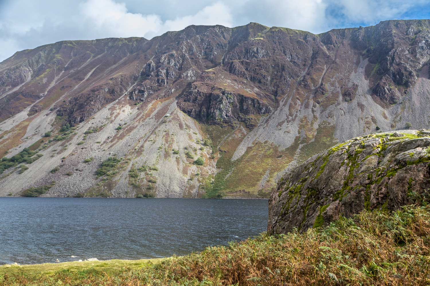 Wastwater Screes, Whin Rigg, Illgill Head