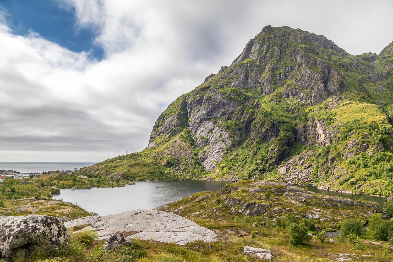 Munkebu walk, Lofoten