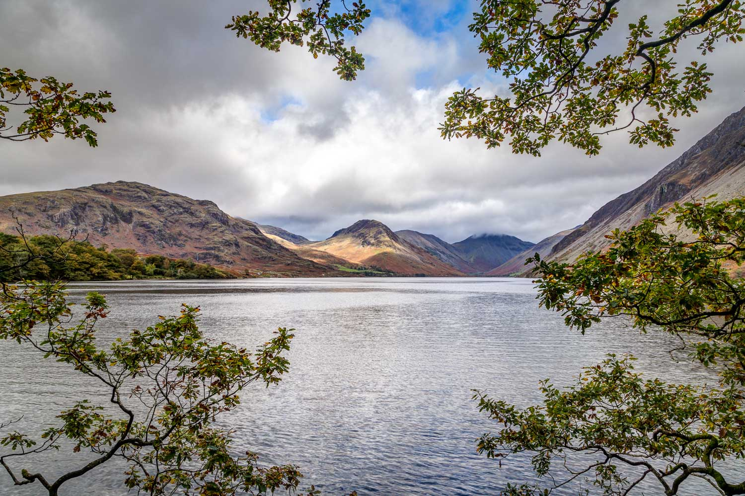 Wasdale, Wasdale Head view