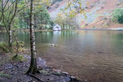 Wastwater boathouse