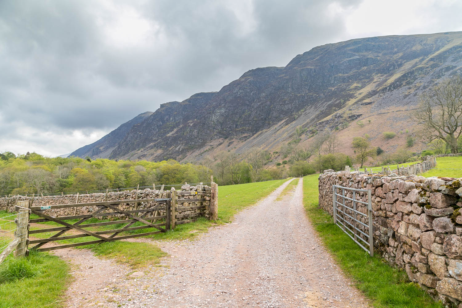 Wasdale Screes, Whin Rigg, Illgill Head