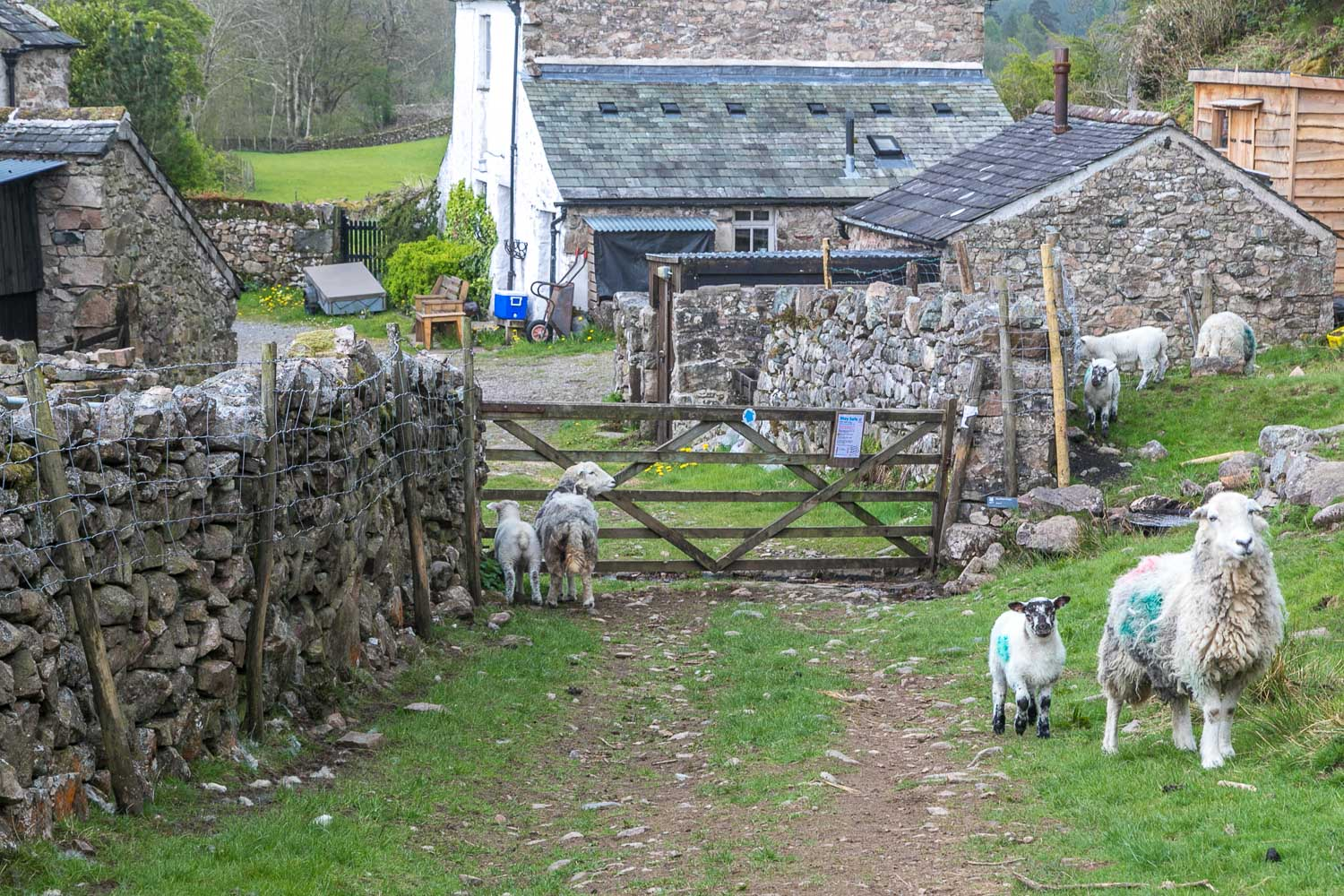 Mill Place, Nether Wasdale