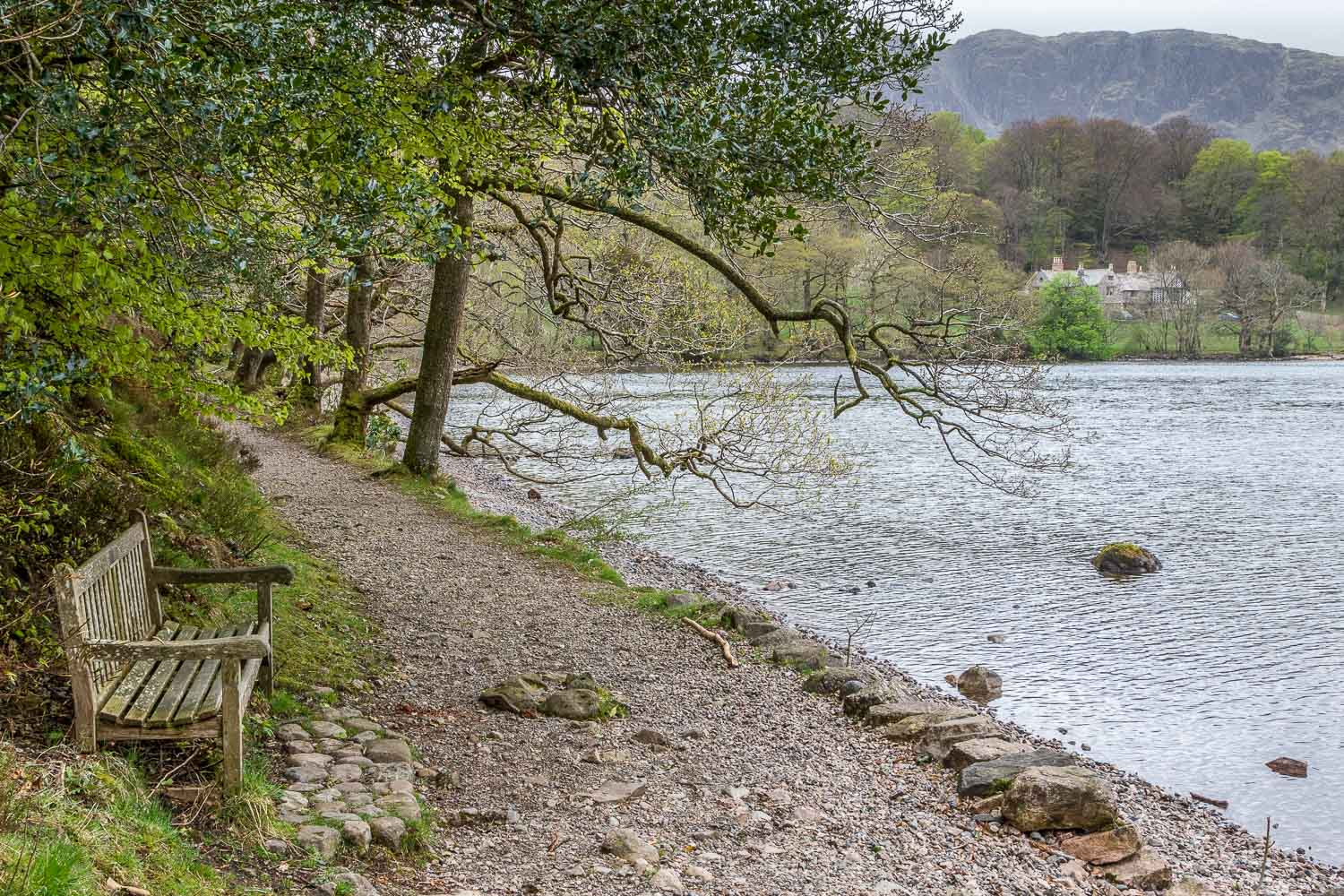Wastwater walk