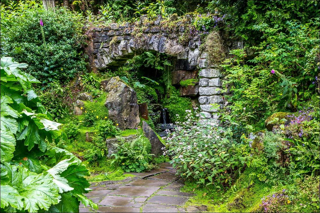Newby Hall Rock Garden