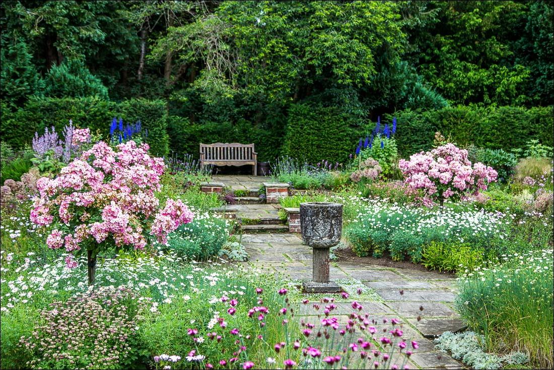 Newby Hall Sylvias Garden