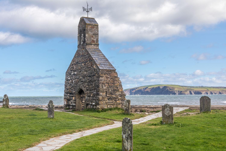 St Brynach's Church, Cwm-yr-Eglyws