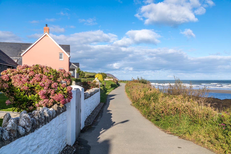 Newport Bay walk