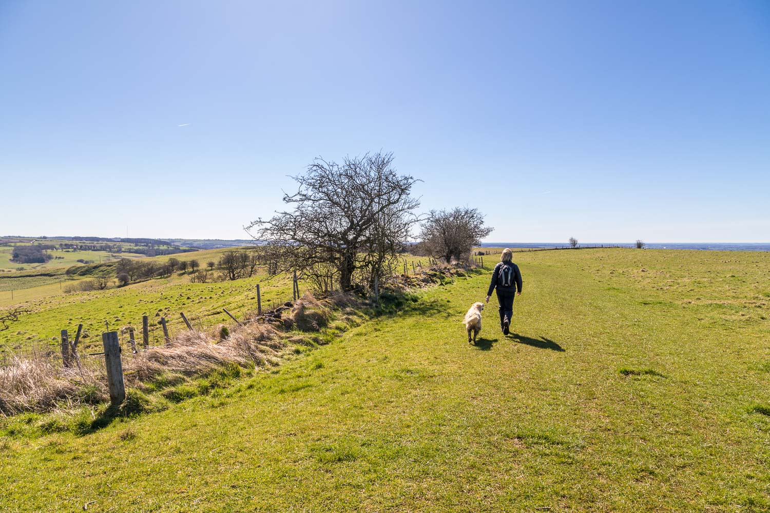 Lincolnshire Wolds walk