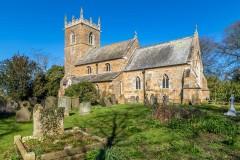 St Mary's Church Claxby