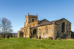 All Saints - The Ramblers Church Walesby