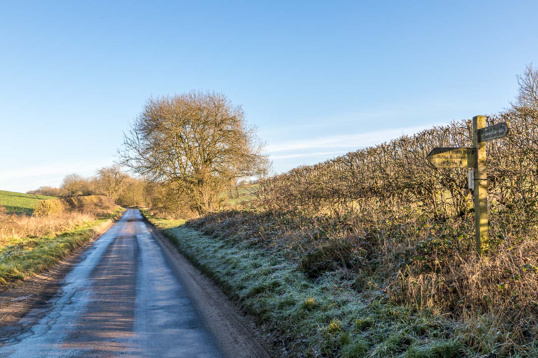 North Newbald walk