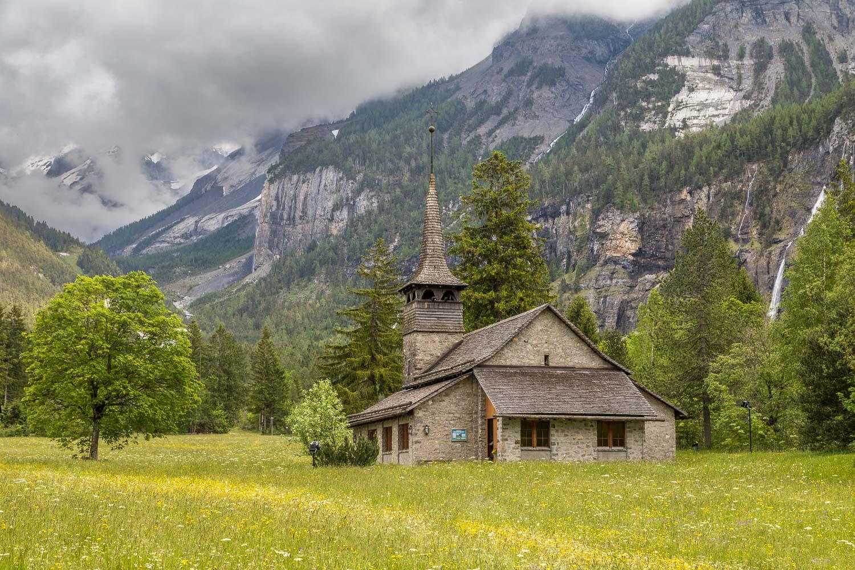 Kandersteg church