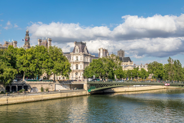 Pont d'Arcole Paris