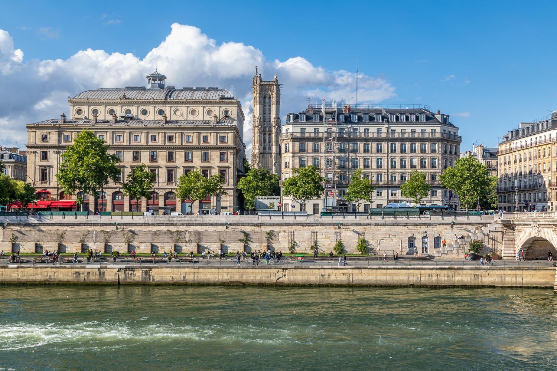 St Jacques Paris