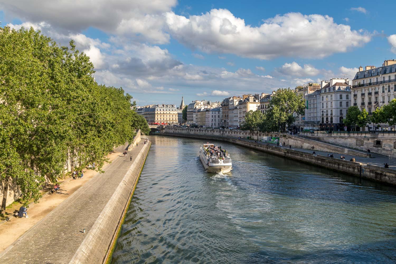 Seine ,Paris