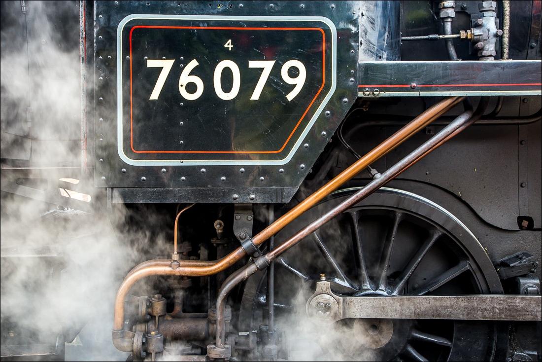 Levisham Station, North York Moors Railway