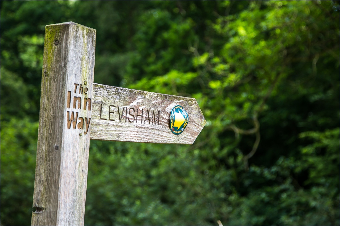 Levisham to Pickering walk