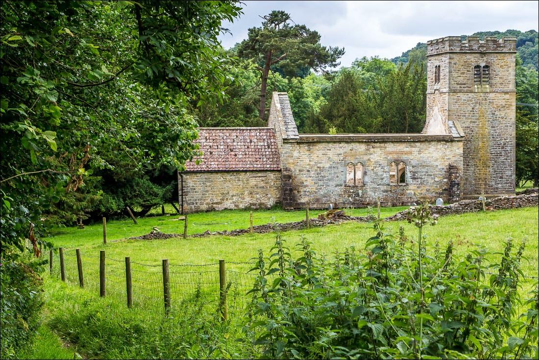 Levisham to Pickering walk, St Marys Church