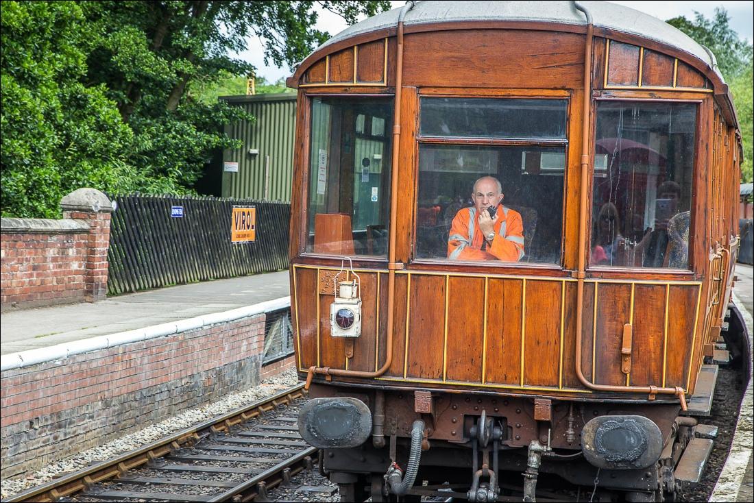 Pickering Station, North York Moors Railway