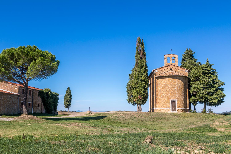 Chapel Vitaleta