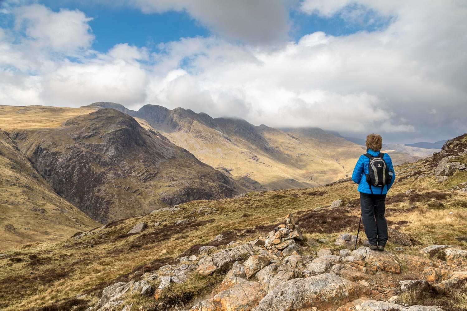 Great Knott, Crinkle Crags