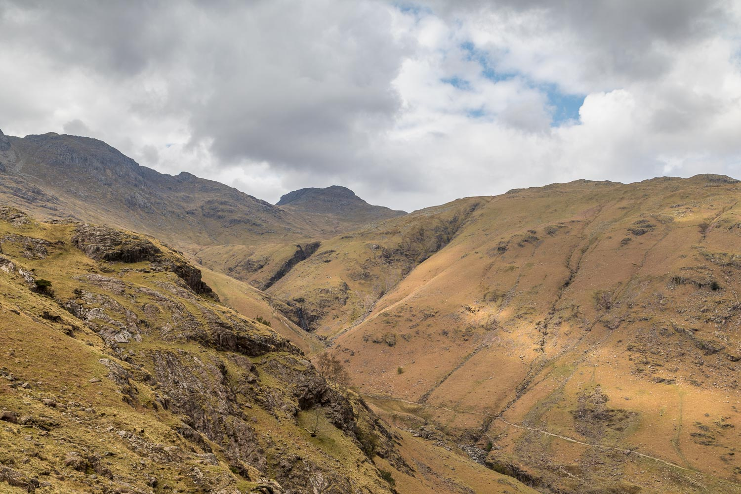 Oxendale, Bowfell