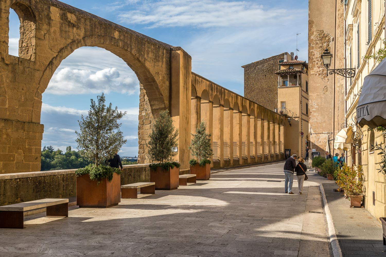 Pitigliano, Medici Aqueduct