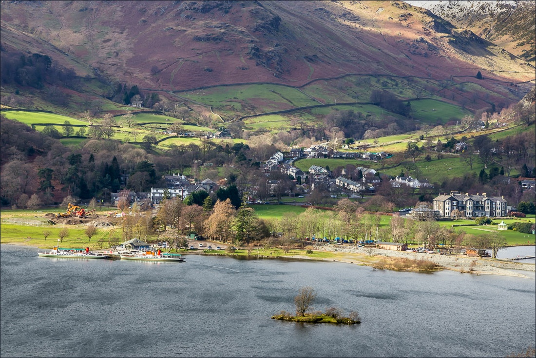 Place Fell walk, Glenridding