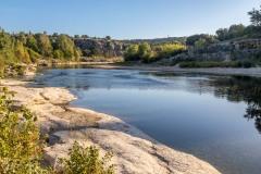 River Gardon Collias