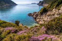 Porto Timoni walk, Corfu walk