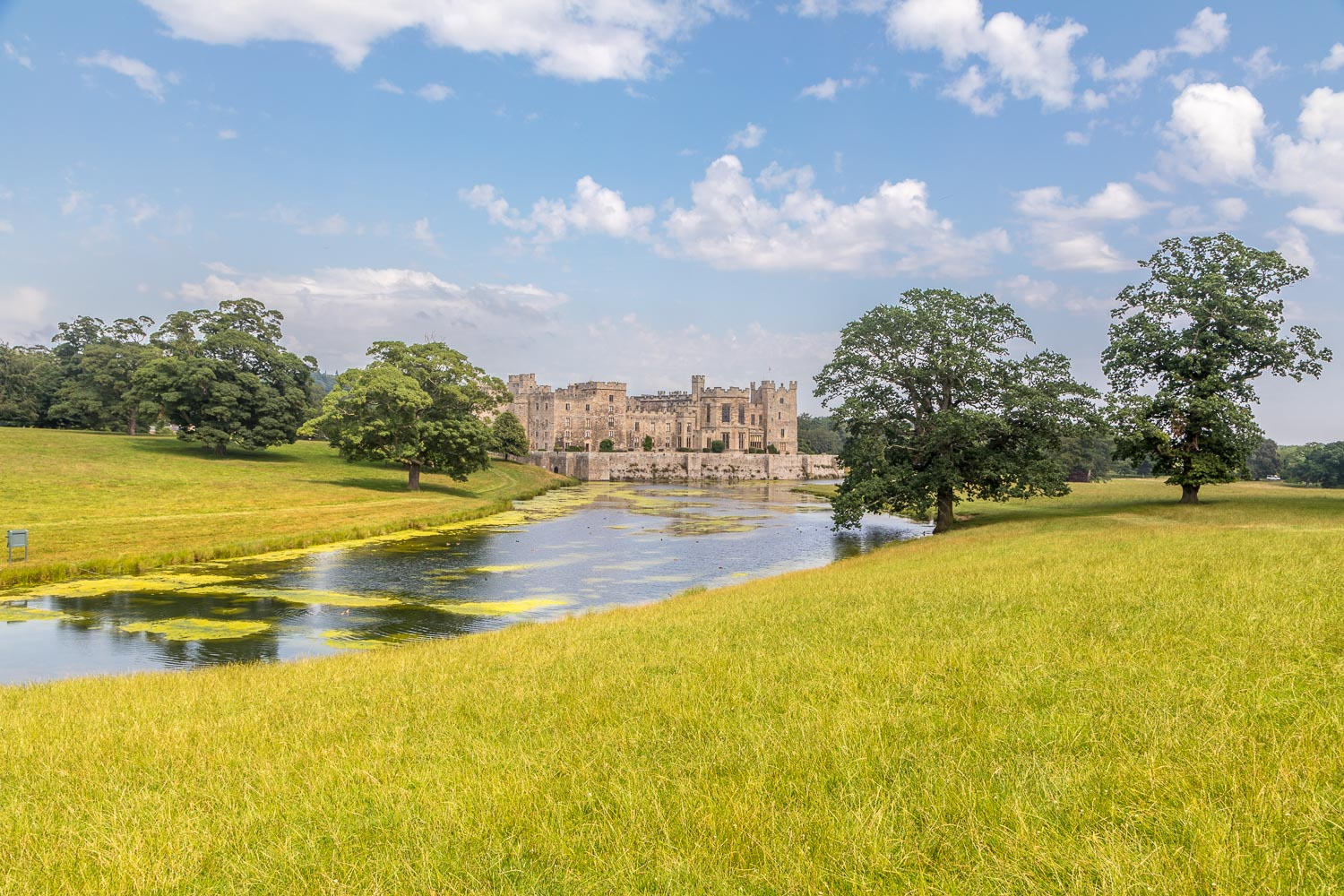 Raby Castle walk