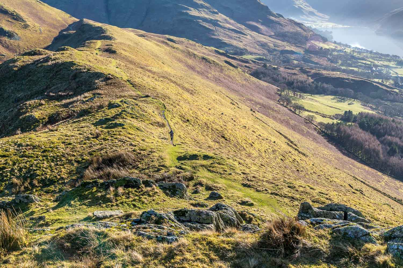 Rannerdale Knotts ridge
