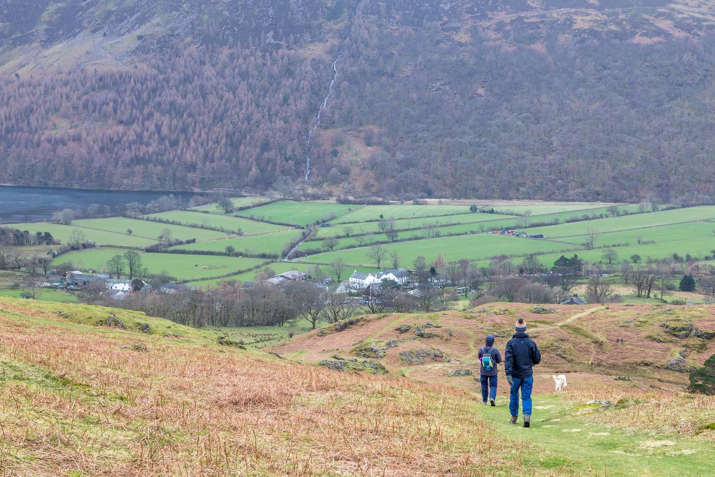 Rannerdale Knotts walk