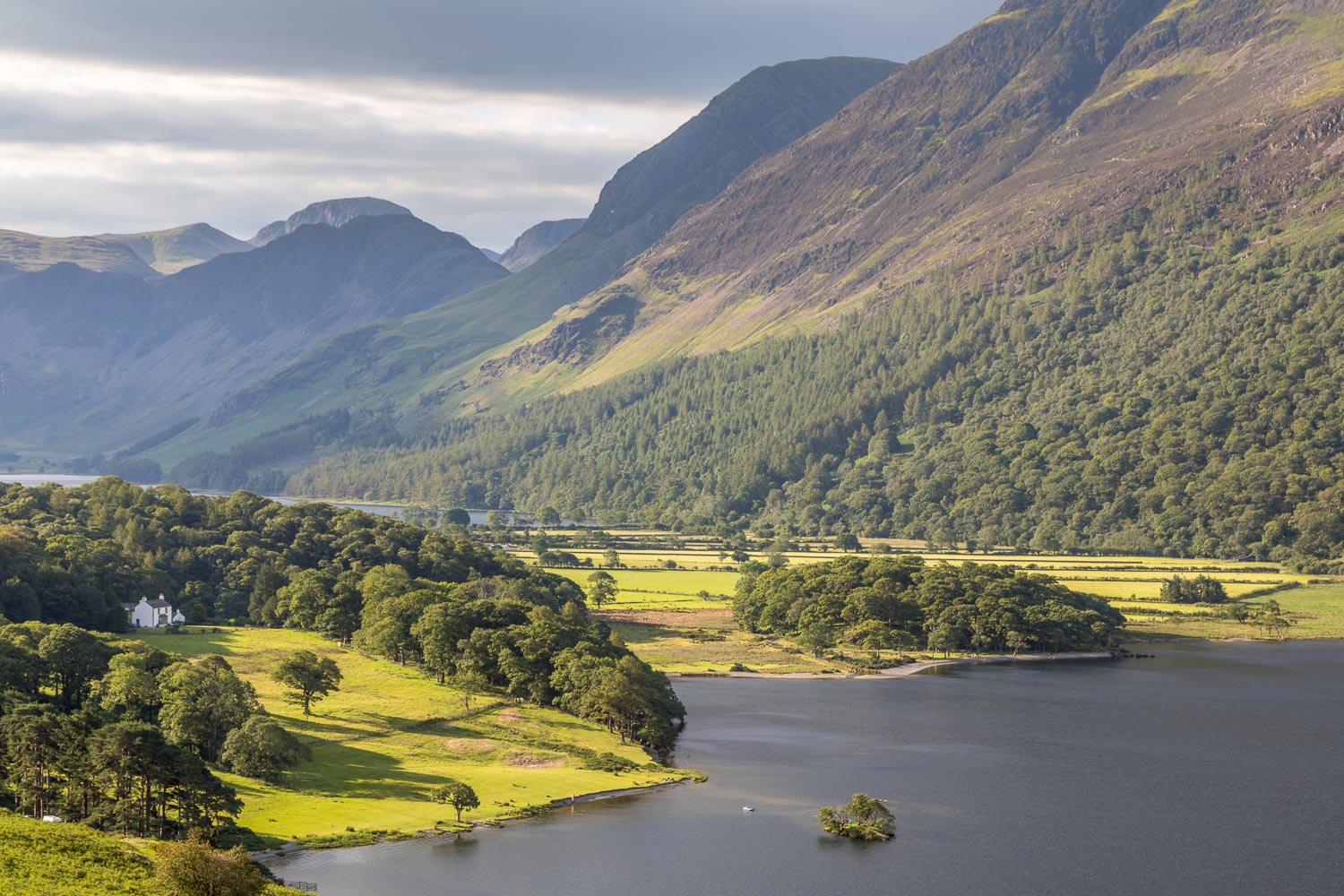 Crummock Water, Buttermere